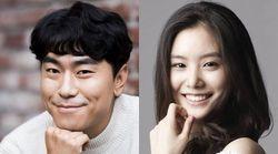 배우 이시언이 배우 서지승과 연인이라고 밝혔다 (공식