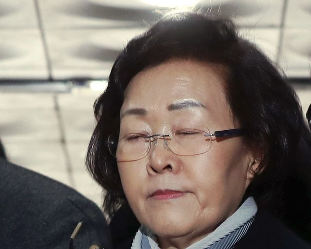 신연희 강남구청장이