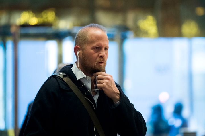 Brad Parscale, who was named Donald Trump's 2020 campaign manager, is connected with a penny stock company with a scanda