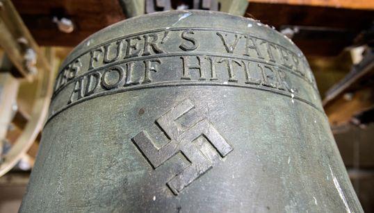 독일의 한 마을이 '히틀러 종'을 그대로 보존하기로