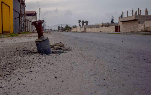 북한이 시리아에 화학무기 재료를 수출해왔다는 증거가