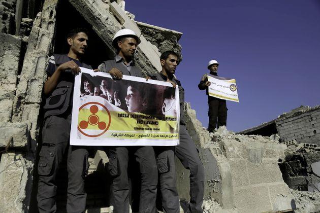 Ο ΟΗΕ εκτιμά ότι η Βόρεια Κορέα παρείχε στη Συρία προμήθειες για την κατασκευή χημικών