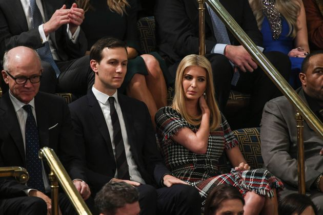 Jared Kushner is married to Trump's daughter,