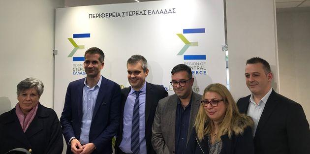 Ηλεκτροκίνητα αμαξίδια για τα ΑμεΑ της Στερεάς Ελλάδας, με δωρεά του Ιδρύματος «Σταύρος