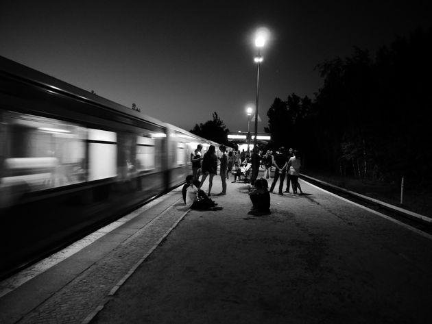 Nix geht: In vielen deutschen Regionen ist der Schienenverkehr ein