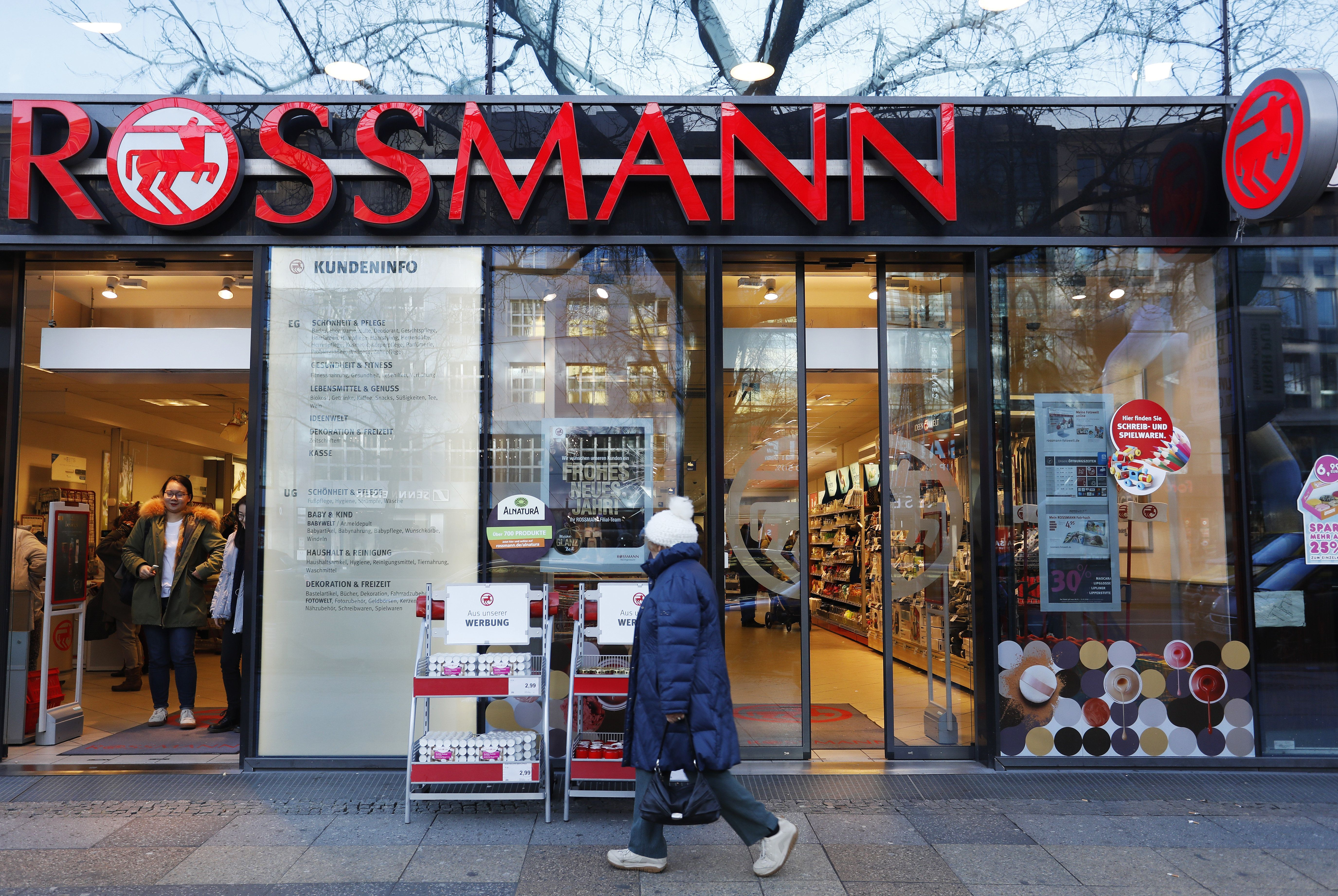Preisabsprachen bei Kaffee: Rossmann zu Millionenstrafe verurteilt