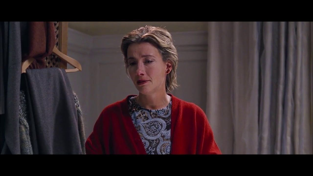 Emma Thompson Reveals What Inspired *That* Heartbreaking 'Love Actually'