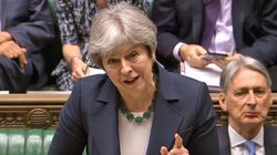 Theresa May Rejects EU Plan To Keep Northern Ireland Inside The Customs