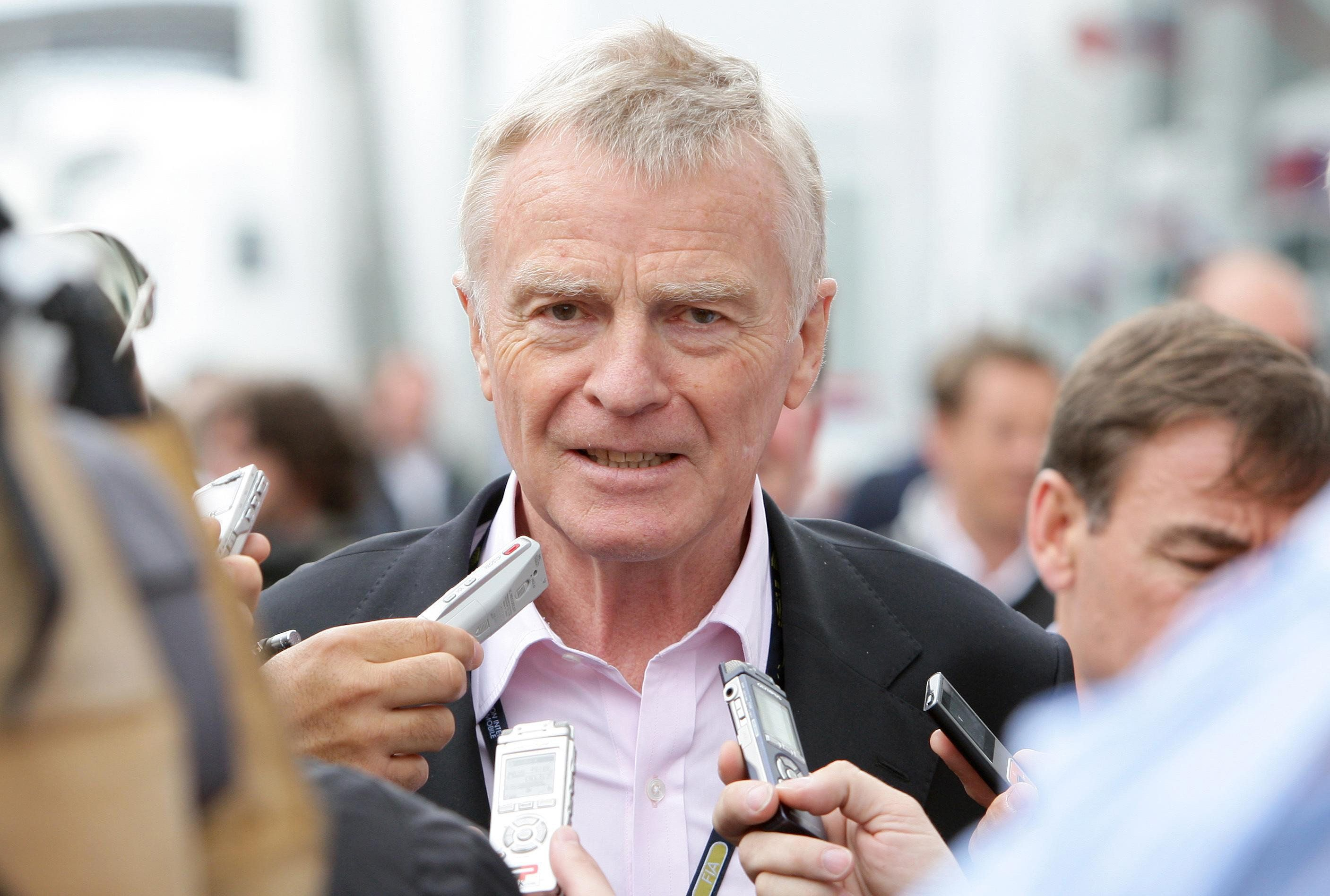 Labour says it will stop accepting donations from Max Mosley