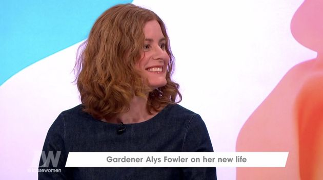 Alys appeared on Wednesday's 'Loose