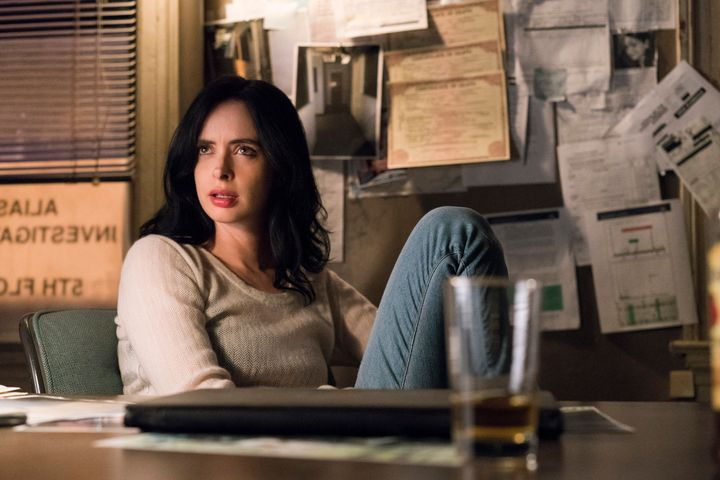 "The second season of ""Marvel's Jessica Jones"" is coming to Netflix."