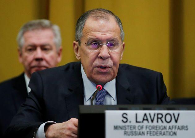 Λαβρόφ: Οι ΗΠΑ εκπαιδεύουν την Ευρώπη στη χρήση τακτικών πυρηνικών όπλων κατά της