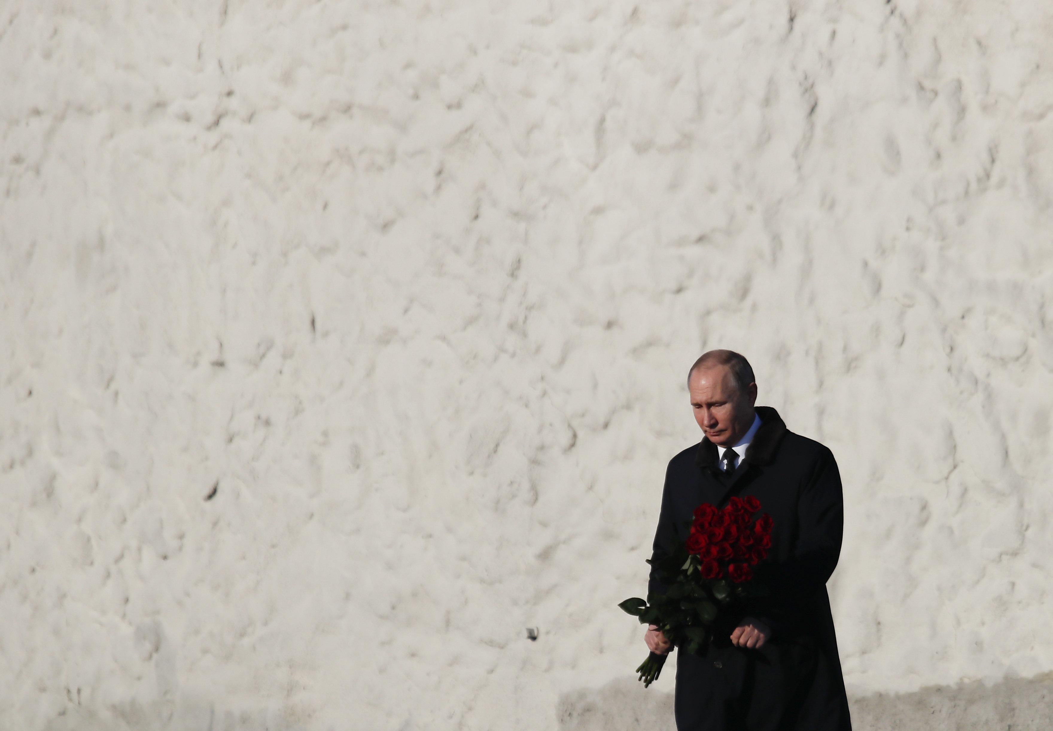 Blutvergießen von Moskaus Gnaden: Was Putin in Syrien wirklich antreibt