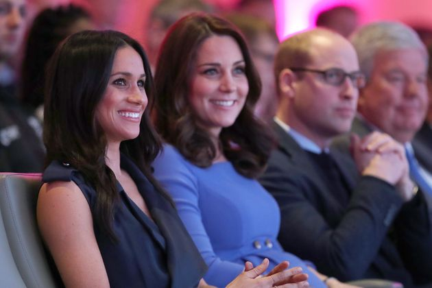 Meghan Markle Has Strong Words For Me Too And Time's Up At Royal