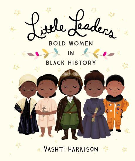 "Jordan recommends<i><a href=""https://www.amazon.com/Little-Leaders-Women-Black-History/dp/0316475114"" target=""_blank"">Little Leaders: Bold Women in Black History</a></i>by Vashti Harrison."