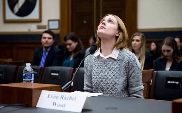 Evan Rachel Wood: Η πρωταγωνίστρια του «Westworld» είπε στο Κογκρέσο την ιστορία της ως θύμα σεξουαλικής
