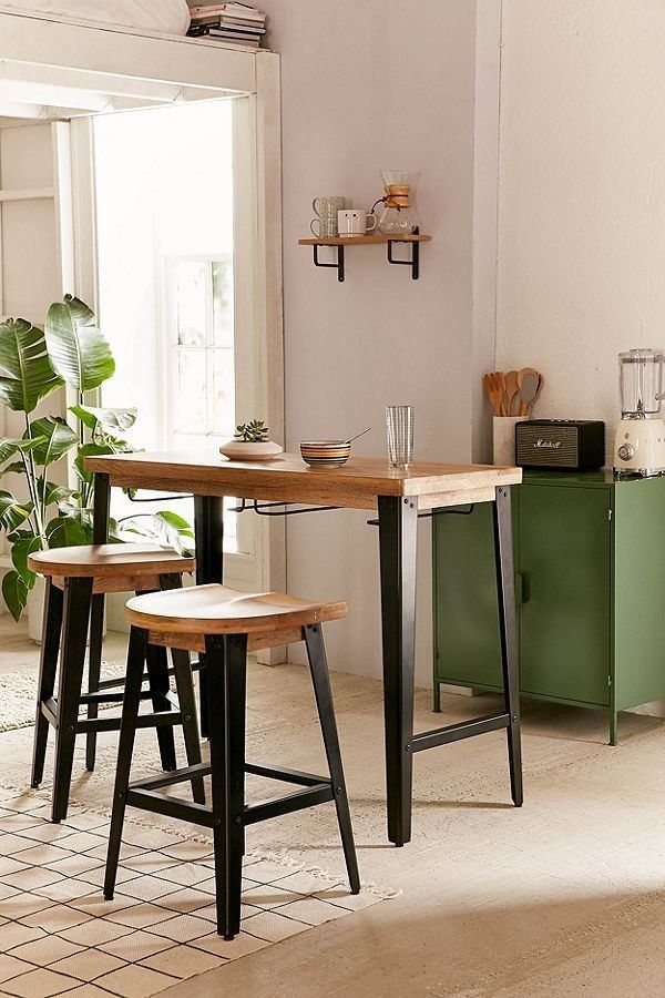 "Urban's apartment section can get a bit pricey, but <a href=""https://www.urbanoutfitters.com/shop/haskall-breakfast-bar?categ"