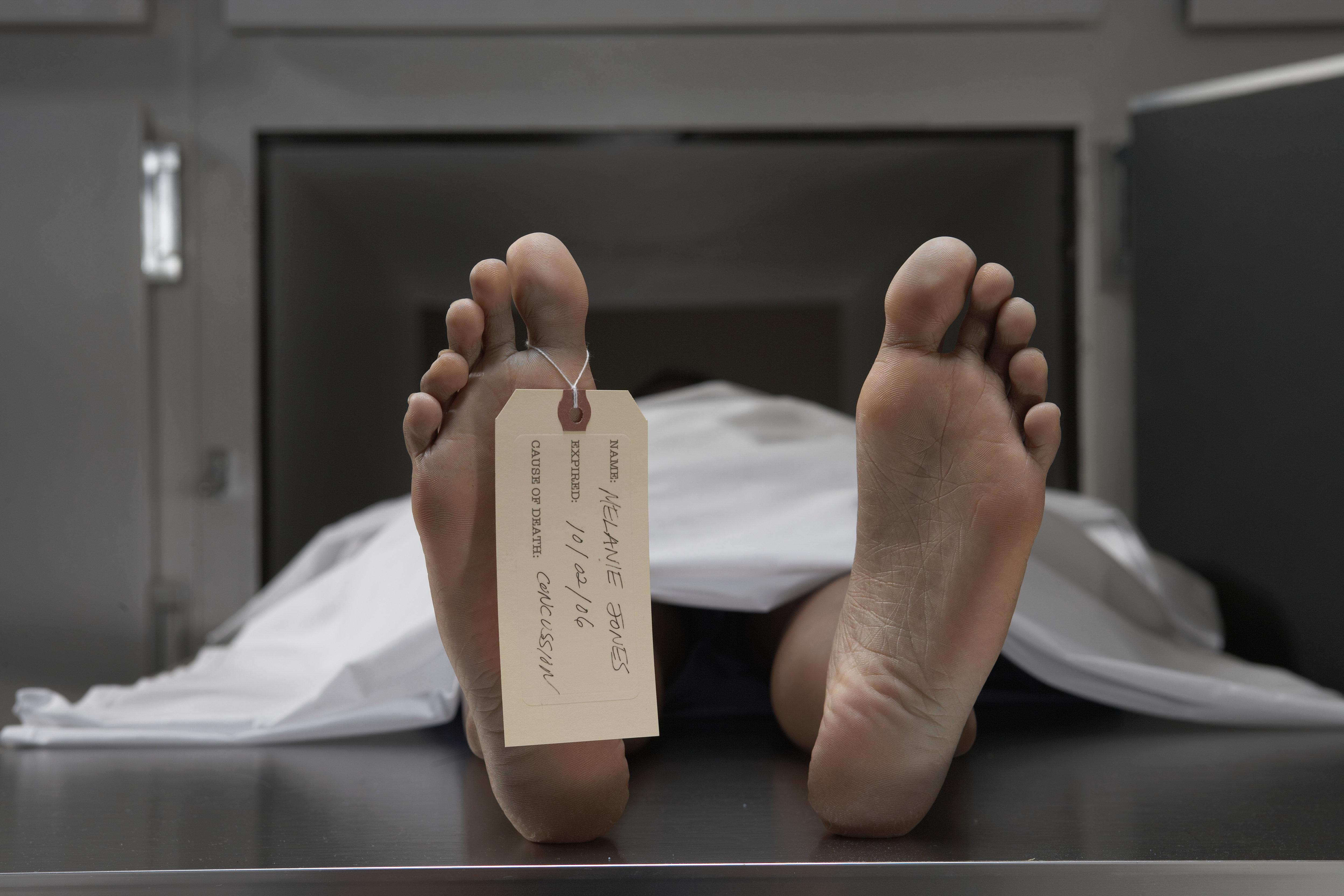 Berliner Arzt: Das passiert kurz vor dem Tod im
