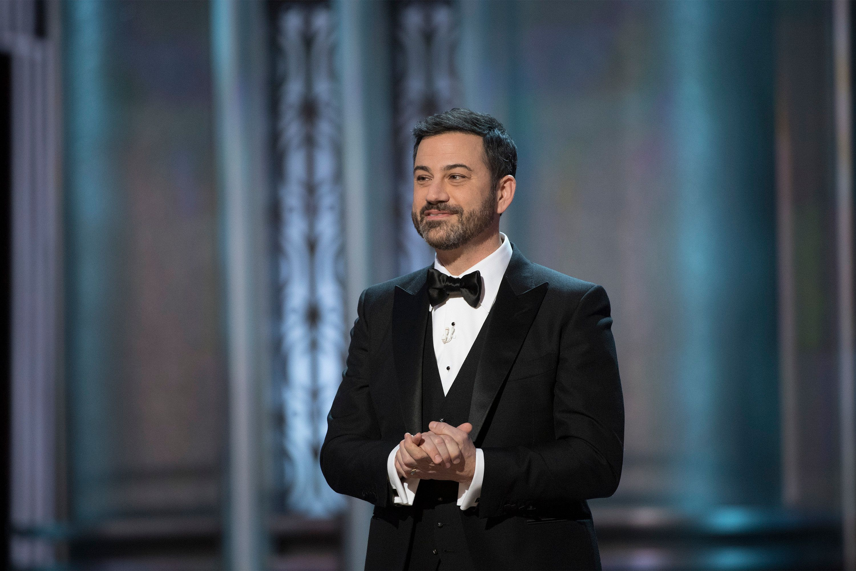 Jimmy Kimmel Explains Why He Won't Reference #MeToo And Time's Up As Oscars