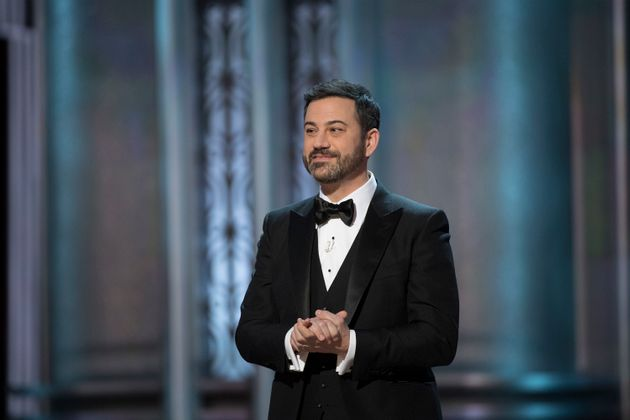 Jimmy Kimmel is hosting the Oscars for the second consecutive