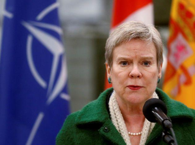 Επίσκεψη της αναπληρώτριας γγ του ΝΑΤΟ στην
