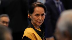 Nobel Laureates Tell Myanmar's Civil Leader: 'Wake Up Or Face