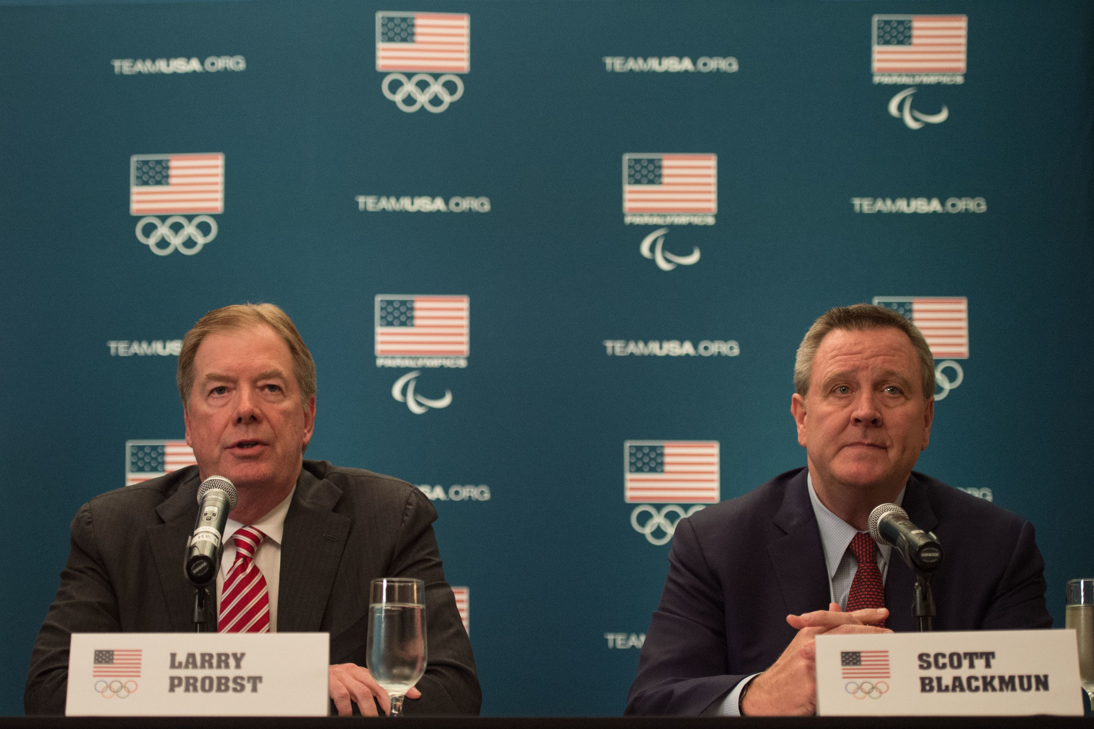 US Olympic Committee CEO resigns due to health problems