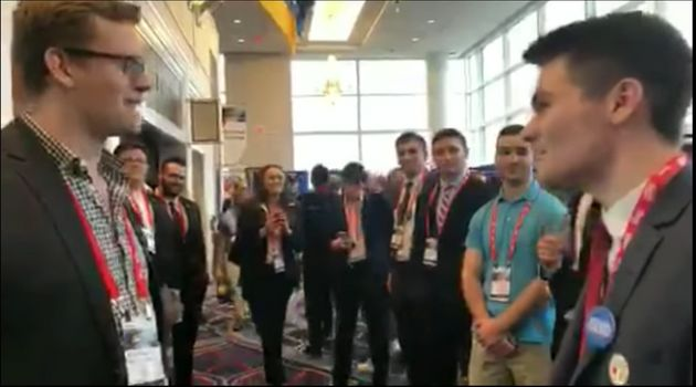 There Sure Were A Bunch Of White Nationalists At CPAC,