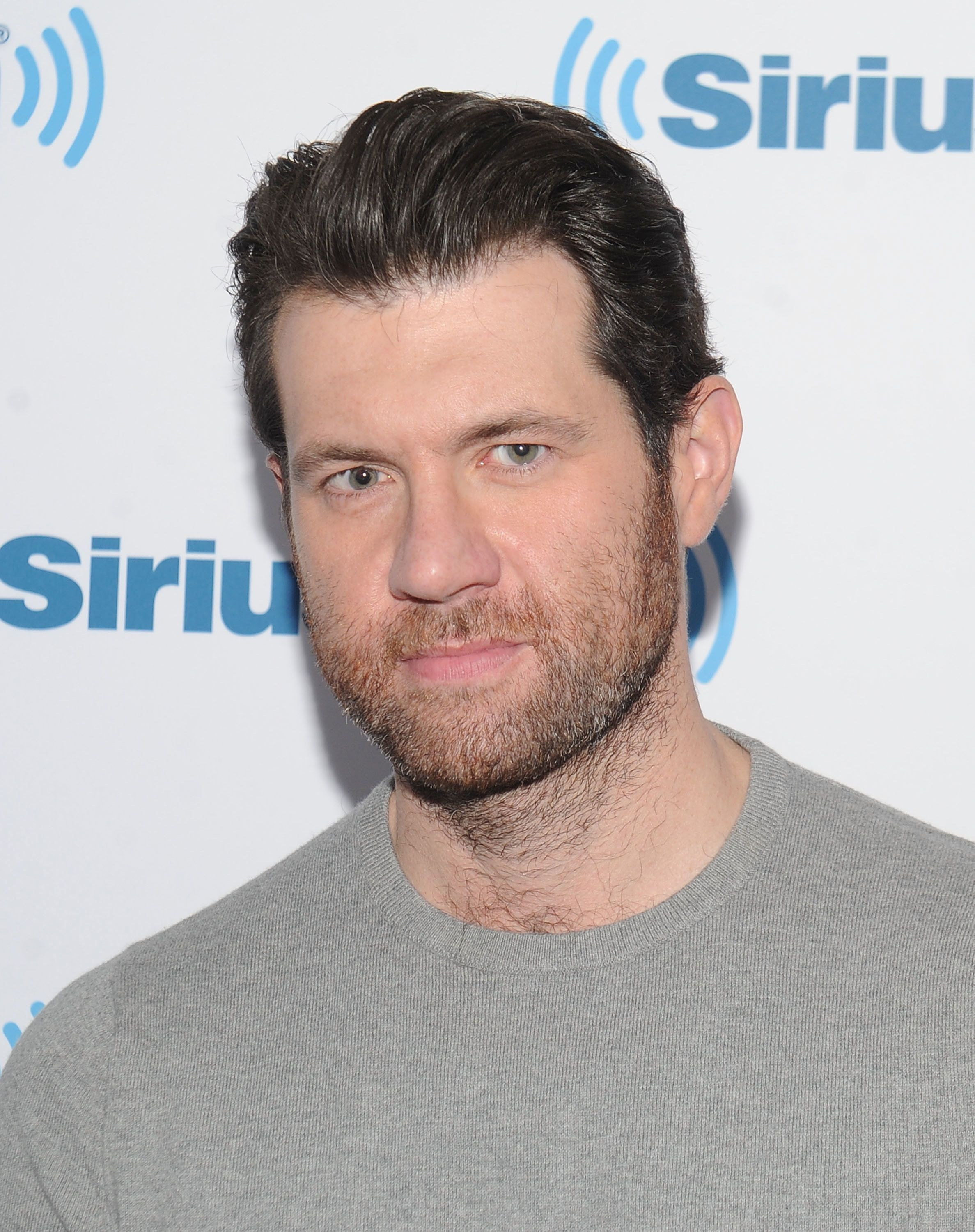 NEW YORK, NY - FEBRUARY 07:  Billy Eichner visits SiriusXM at SiriusXM Studios on February 7, 2018 in New York City.  (Photo by Brad Barket/Getty Images)