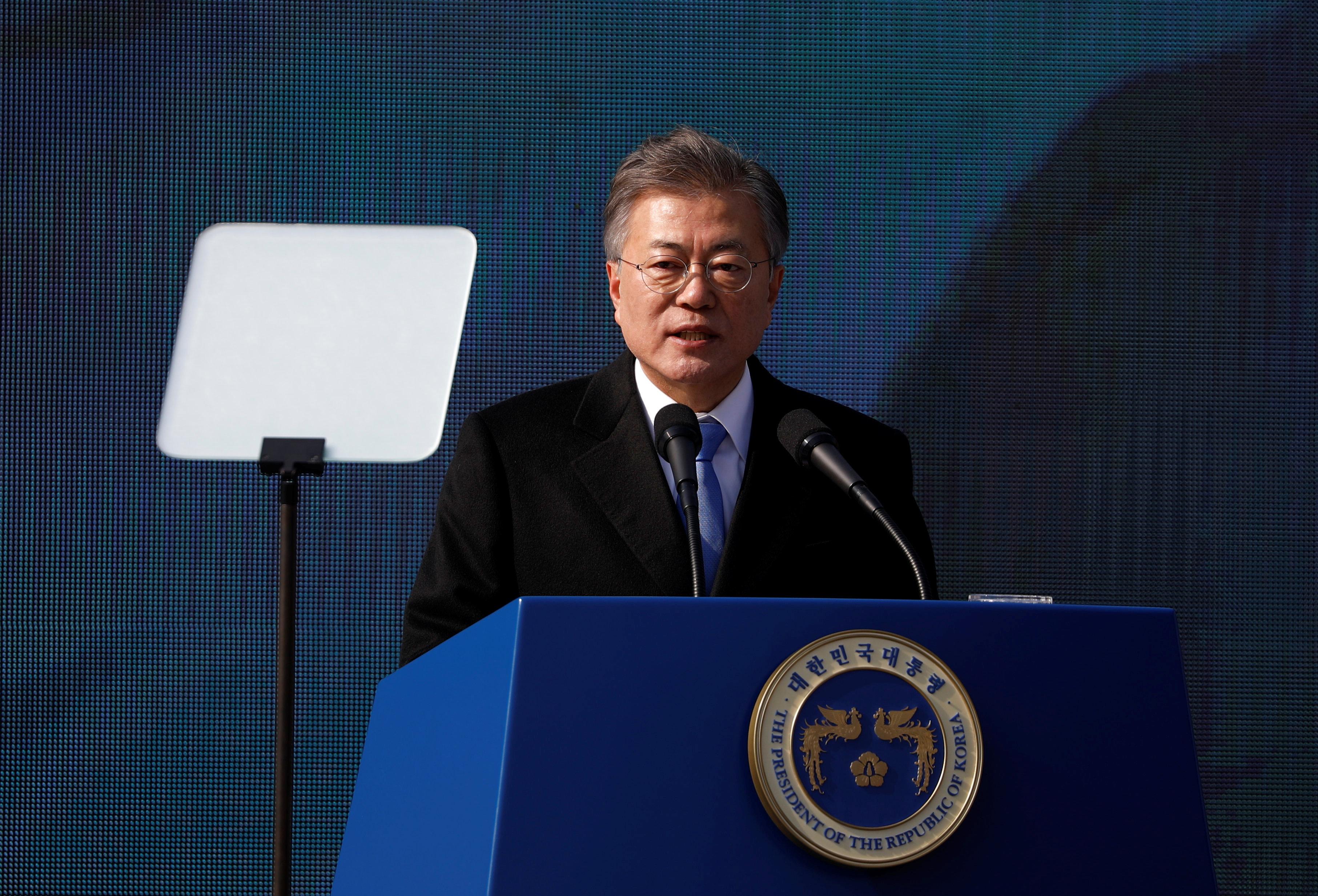 문재인 대통령의 3·1절 기념사에 언급된