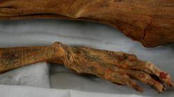 Ανακαλύφθηκαν τα αρχαιότερα τατουάζ στον κόσμο σε αιγυπτιακές μούμιες ηλικίας άνω των 5.000