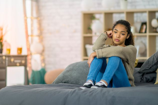 More Than A Third Of Teenagers And Young Adults Have Self-Harmed: Advice For