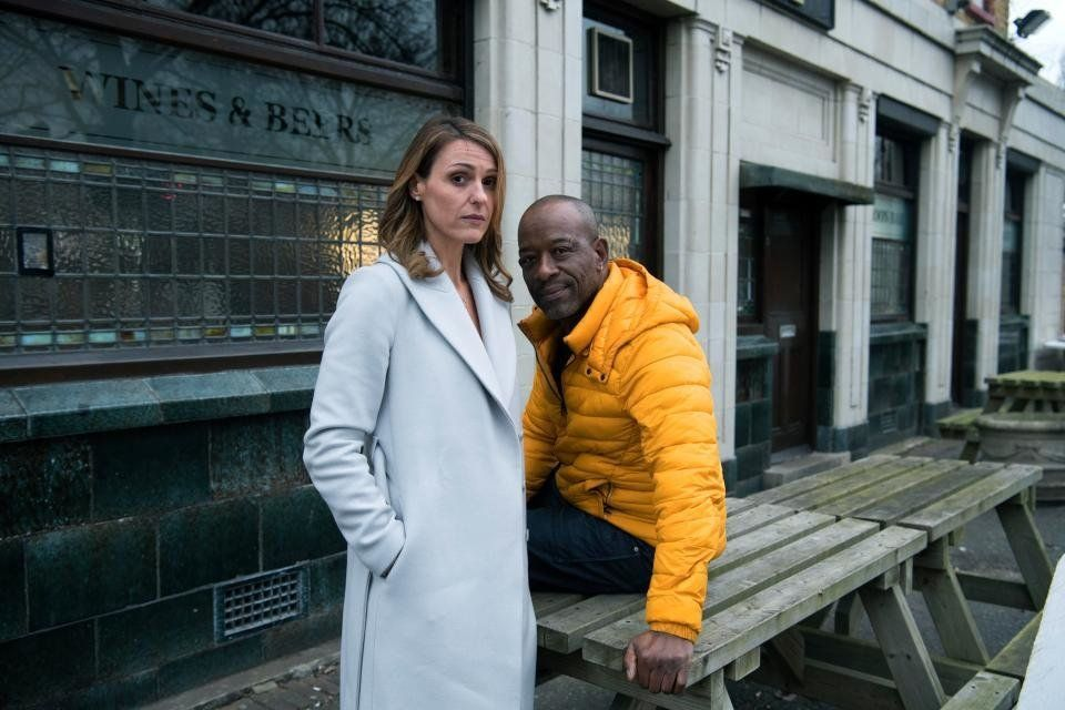 Suranne Jones Strikes Again As New Drama 'Save Me' Is Declared A Massive Hit