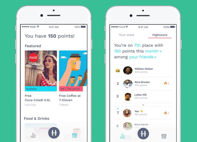 Hold App Cures Smartphone Addiction By Rewarding Users With