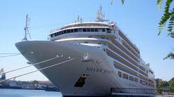 Τον εξοπλισμό του σε ιδρύματα των Χανίων θα δωρίσει το κρουαζιερόπλοιο «Silver Spirit». Καταπλέει αύριο στο λιμάνι της