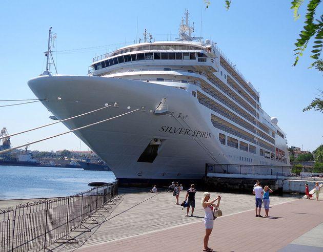 Τον εξοπλισμό του σε ιδρύματα των Χανίων θα δωρίσει το κρουαζιερόπλοιο «Silver Spirit». Καταπλέει αύριο...