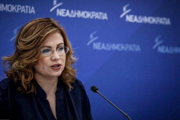 Σπυράκη: Ο ανασχηματισμός επιβεβαίωσε ότι ο Τσίπρας είναι ένας αδύναμος