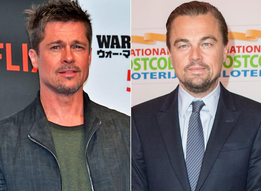 Brad Pitt And Leonardo DiCaprio To Unite In Quentin Tarantino's Sharon Tate