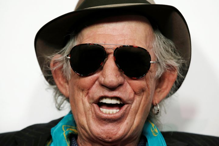 This isn't the first time Keith Richards has insulted Taylor Swift.