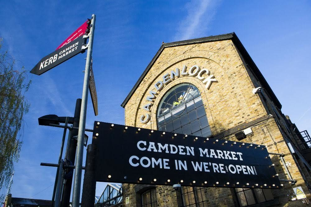 Camden Market Has Banned The Sale Of