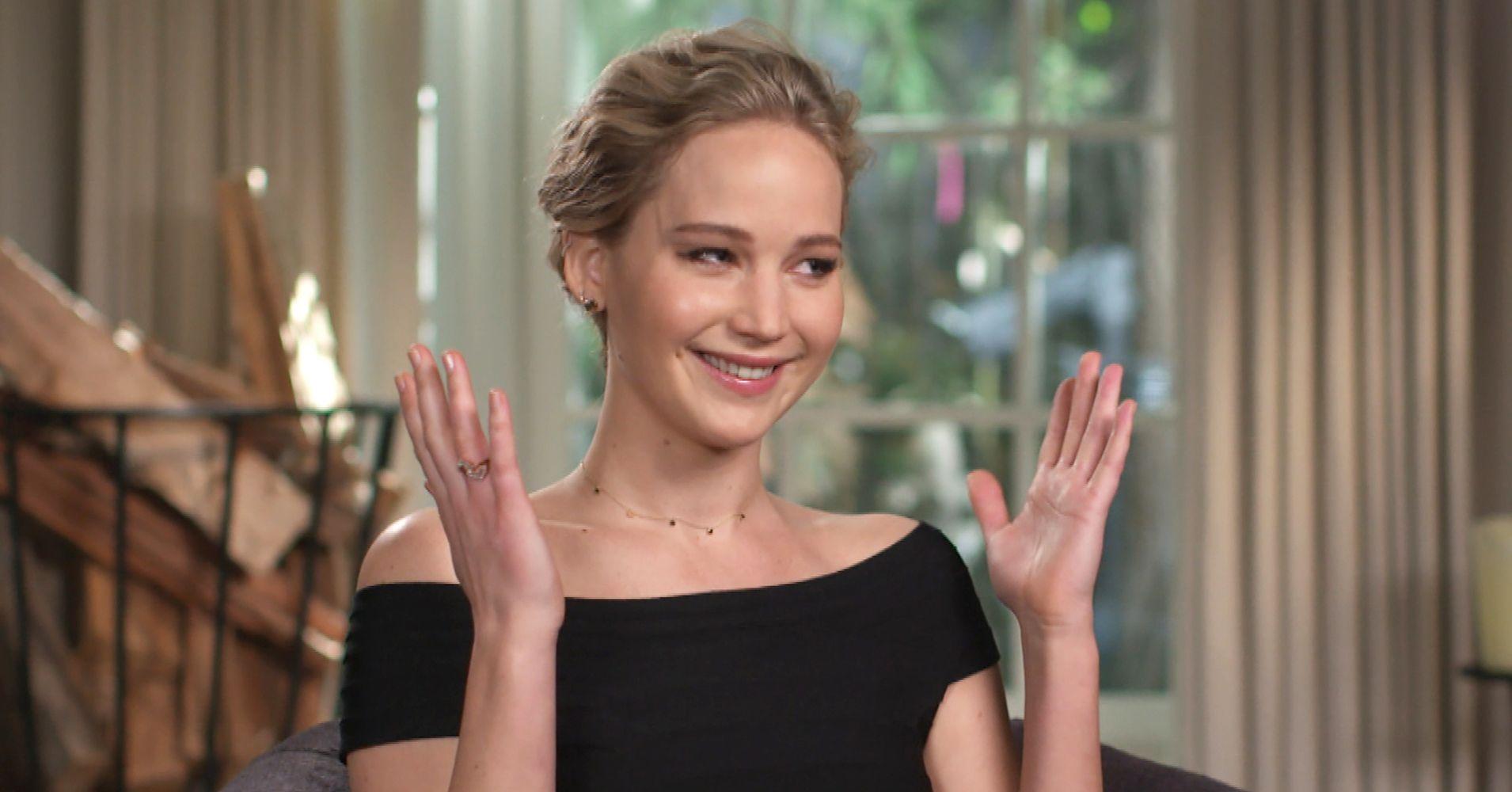 Jennifer Lawrence Reveals The One Movie Role She's Still ...