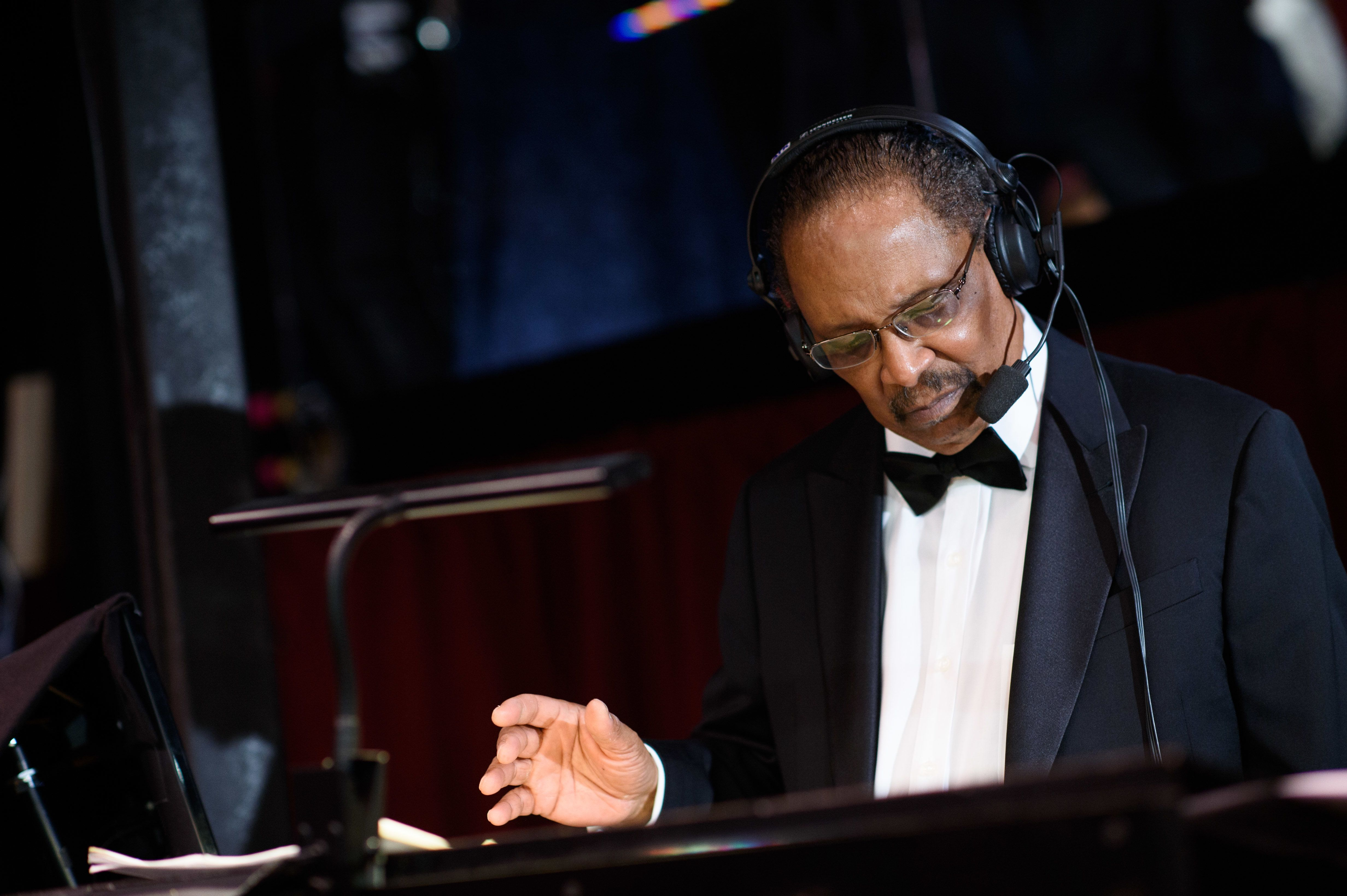 Harold Wheeler served as musical director for the 89th Academy Awards last year, too.