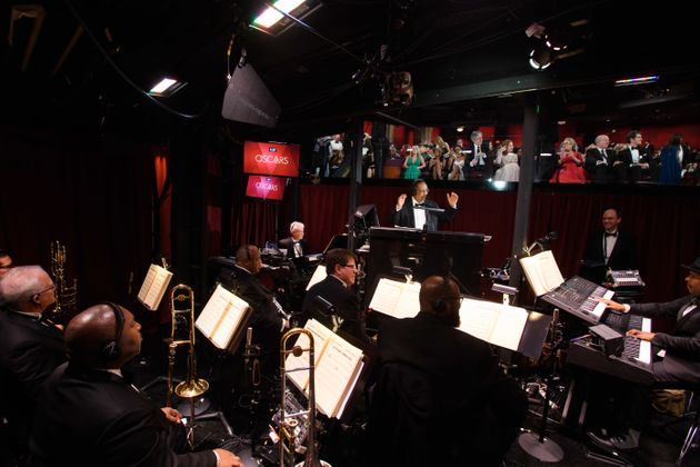 What It's Like To Be 'The Boss' Of The Music At The Academy