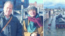 Der Klimawandel bedroht Hamburg – doch Stadtplaner und Meteorologen kämpfen dagegen an