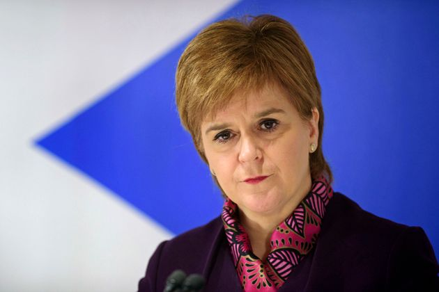 """Nicola Sturgeon:""""It is clear that women and men - but mainly women - have put up with behaviour..."""