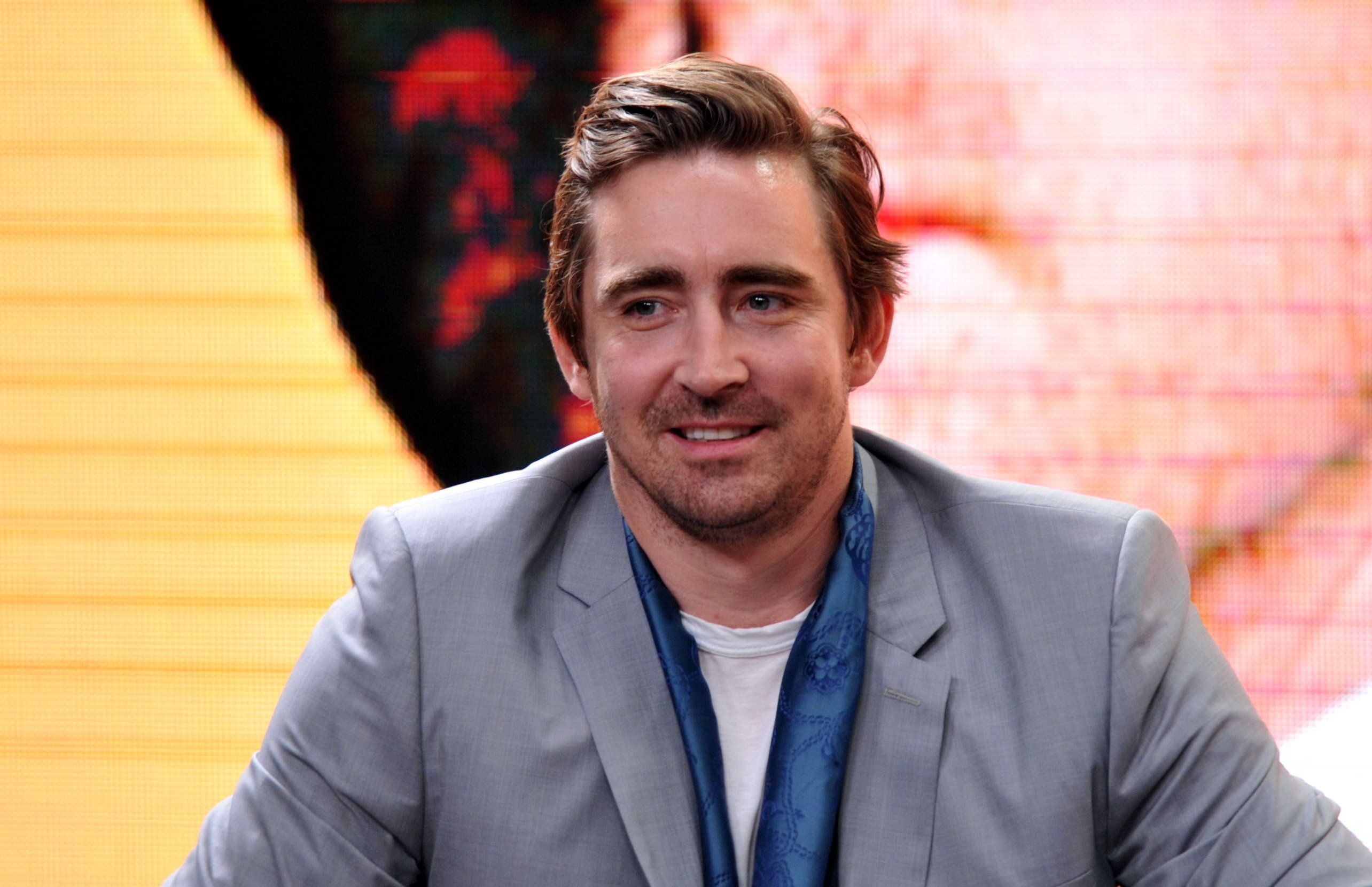 Lee Pace has been known to keep tight-lipped about his private