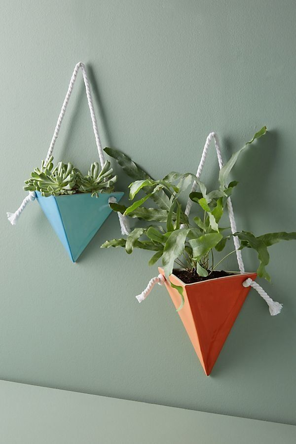 "Get it at <a href=""https://www.anthropologie.com/shop/geoform-wall-planter?category=SEARCHRESULTS&color=082&quantity="