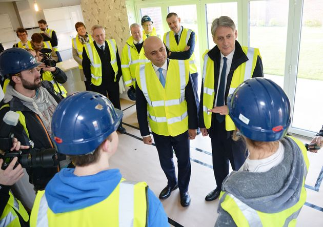 Sajid Javid has questions to ask about the housing