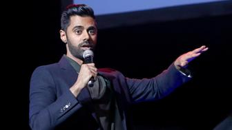 NEW YORK, NY - NOVEMBER 07:  Comedian Hasan Minhaj attends the 11th Annual Stand Up for Heroes at The Theater at Madison Square Garden on November 7, 2017 in New York City.  (Photo by Jim Spellman/WireImage)