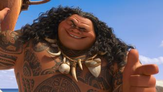 H9668K Vaiana La legende du bout du monde Moana 2016 Real  John Musker et Ron Clements. Collection Christophel � Walt Disney animation Studios / Walt Disney Pictures